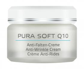 Pura Soft Q10 Anti-Falten-Creme