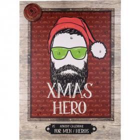 Adventskalender XMAS Hero For Men