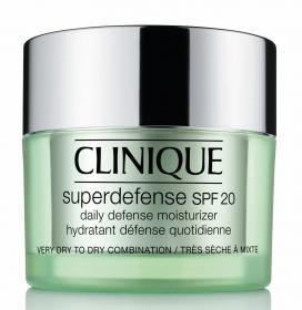 Superdefense SPF 20 Daily Defense Moisturizer Hauttyp 1/2 50 ml