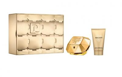 Lady Million Set EDP 50ml+BL 75ml