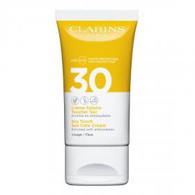 Crème Solaire Toucher Sec Visage UVB/UVA 30