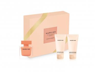 NARCISO Ambrée Set
