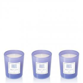 Angel Mini Candle Set