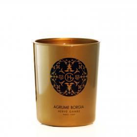 Agrume Borgia Candle
