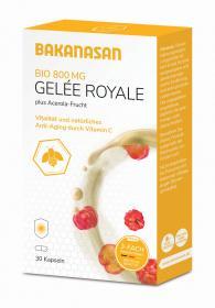 Bio Gelée Royale Kapseln 800 mg