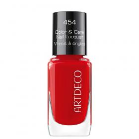 Color & Care Nail Lacquer 454 - heartbeat