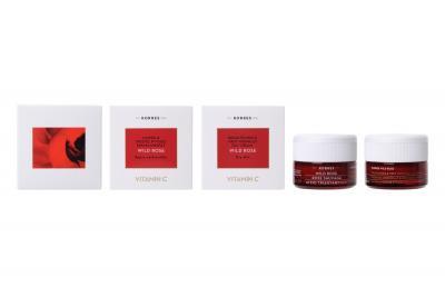 Wild Rose - Tagescreme für strahlenden Teint und erste Falten - trockene Haut