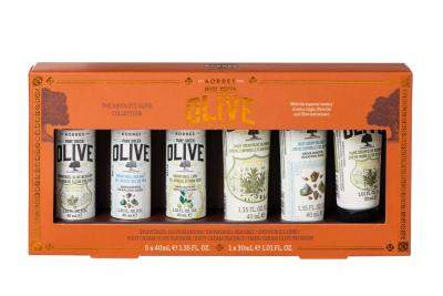 The Absolute Olive Oil Collection Reisegrößen