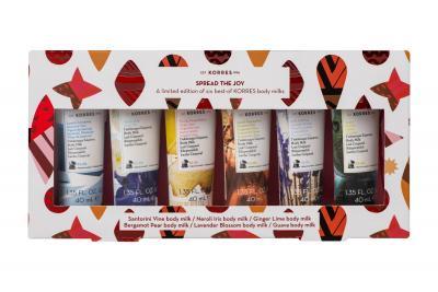 The Best of Body Milks Collection - Reisegrößen