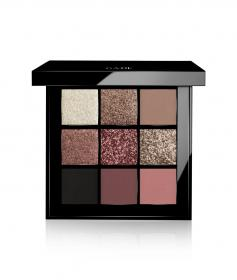 Velveteen Eyeshadow Palette - 50 Bright Night Angel
