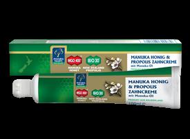 Manuka Honig & Propolis Zahncreme MGO 400+ 100 ml