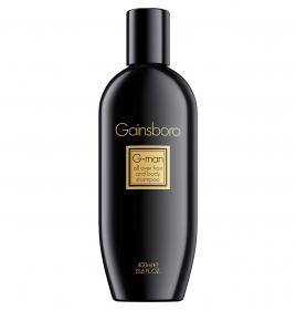 G-man All over hair and body shampoo