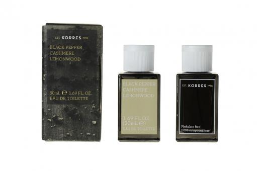 Black Pepper/Cashemere/Lemon Wood Eau de Toilette für Ihn