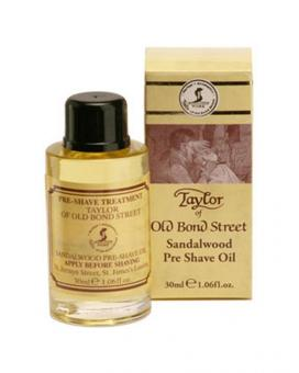 Taylor Sandalwood PreShave Oil 30ml