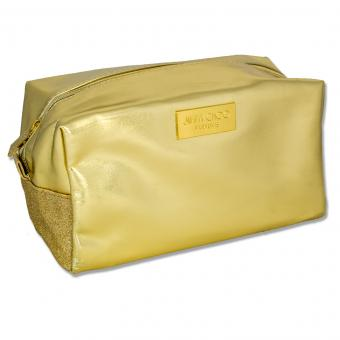 Jimmy Choo - Golden Make-Up Pouch