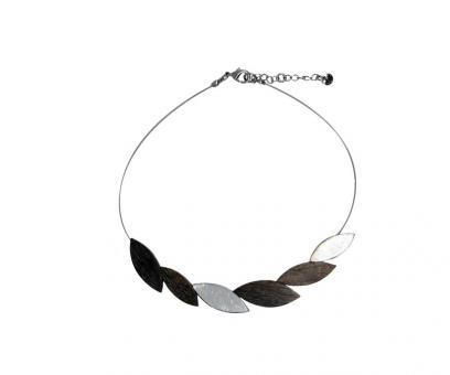 Halskette Leaves