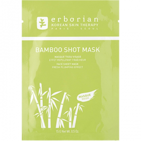 Bamboo Shot Mask
