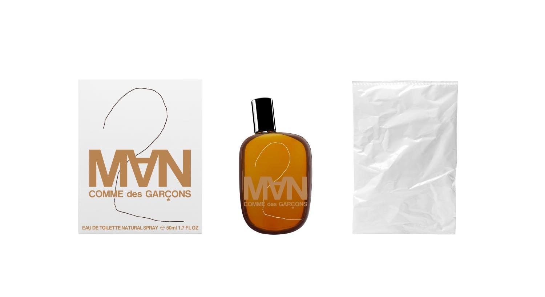 Parfümerie und Kosmetik Kirner   Comme des Garçons 2 MAN EdT